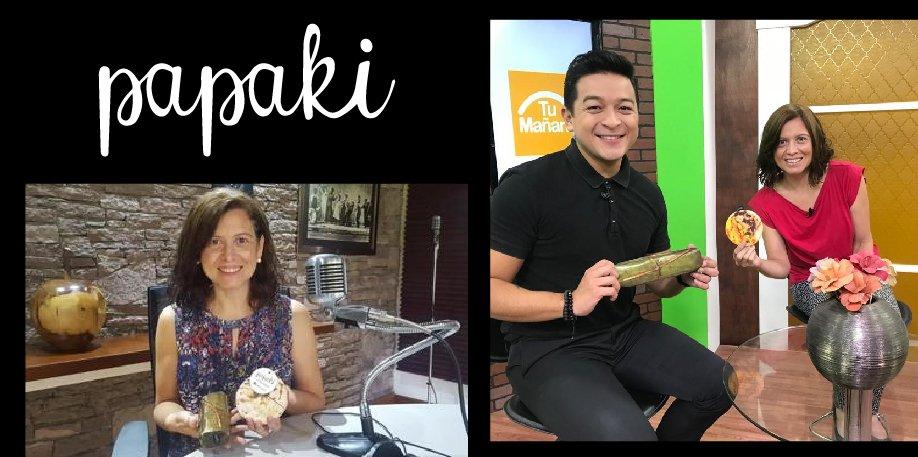 Papaki. Productos salvadoreños relacionados con diseños innovadores y diferentes
