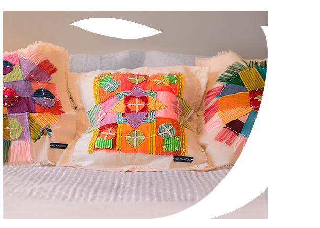Milli Amantolli. Artesanos, artistas y diseñadores de El Salvador